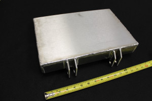 Welded Electrical Enclosure
